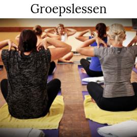 groepslessen yoga in Lokeren
