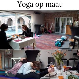 Yoga op maat in Lokeren